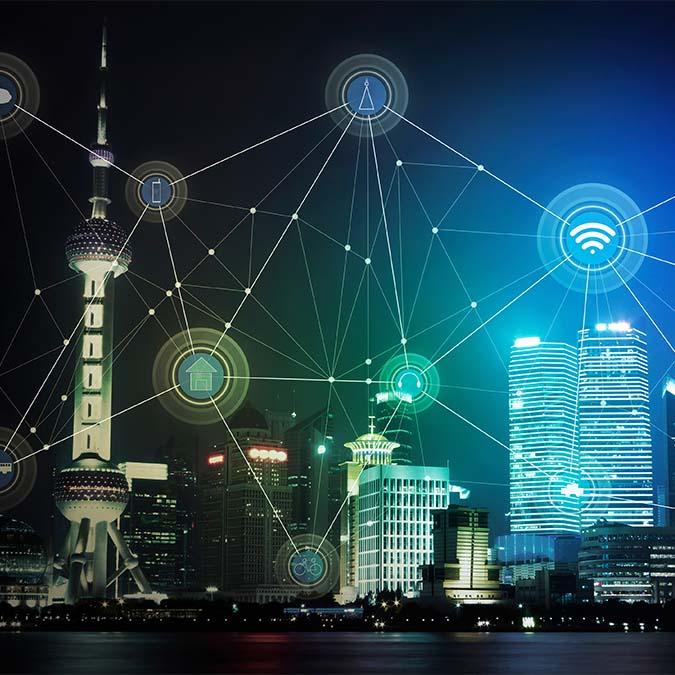 smart-city-and-wireless-communication