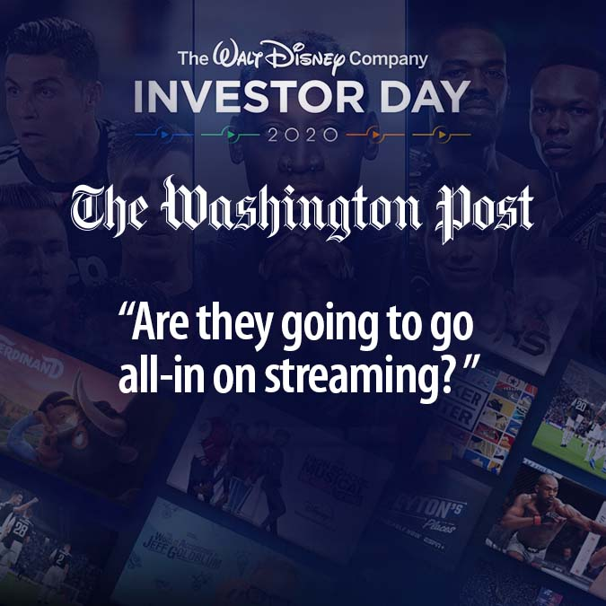 Washington Post - Investor Day 2020