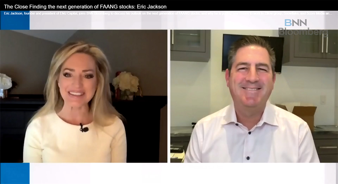 BNN Bloomberg The Close_Next generation of FAANG stocks with Eric Jackson