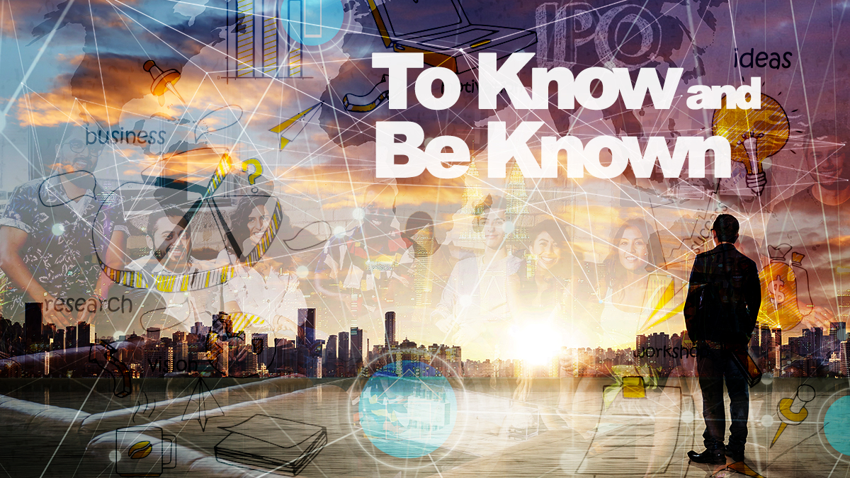 Eric M Jackson - Dissertation - To Know and Be Known