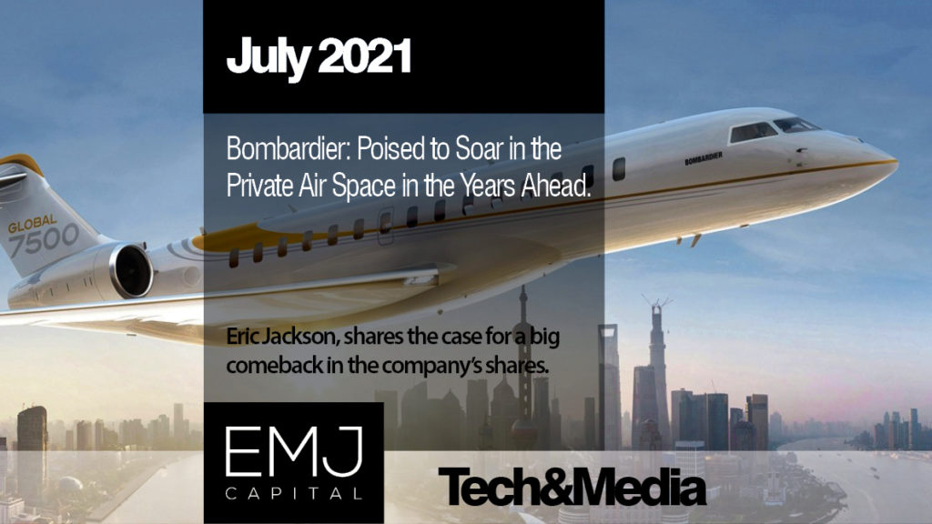 EMJ - eNews - Tech & Media - Bombardier -07-21-2021